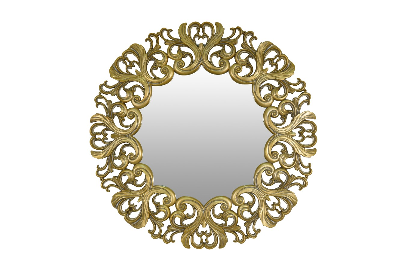 Tournesol, French Style , Gold Leaf , Mirror