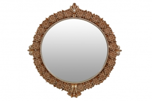 Gardénia Gilt Mirror