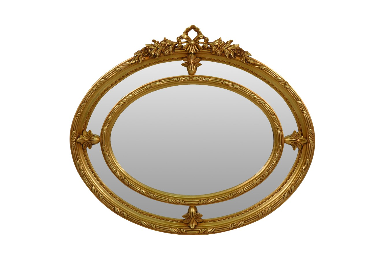 Chèvrefeuille Giltwood Mirror