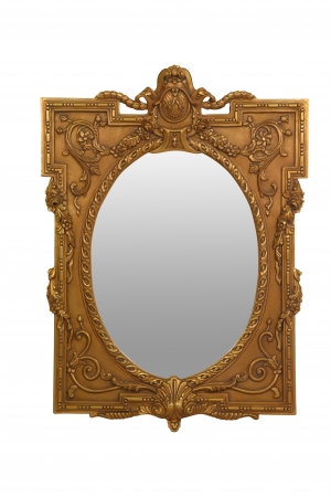 Jonquille Gilt Mirror