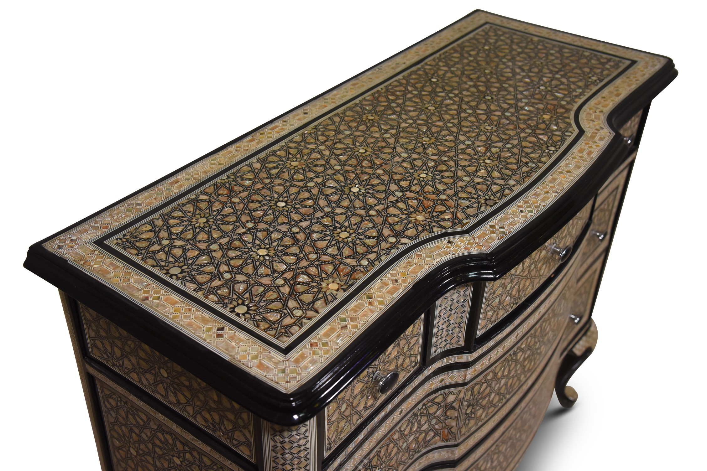 Moroccan Style Chest of Drawers