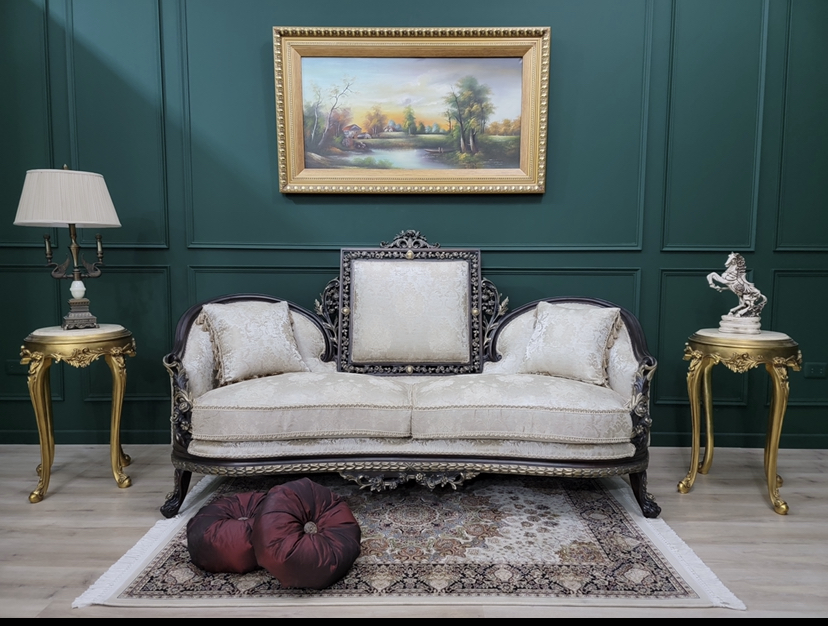 Private listing / Persian style sofas , Sofa table